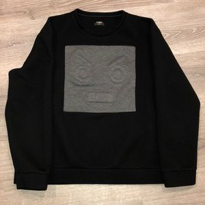 Men's Fendi Cree Neck Sweatshirt